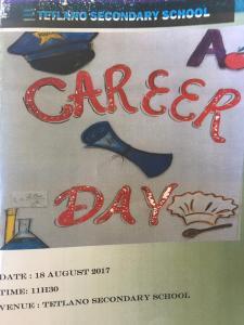 Careers Day SI Mafikeng