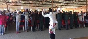 SI Mafikeng Careers Day 6